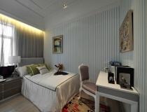 五羊新城40平两居室现代简约风格