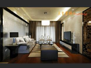 9万打造110平两居室新古典风格