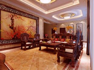 龙园城 中国风