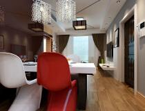 3居室现代简约-惠居私人定制