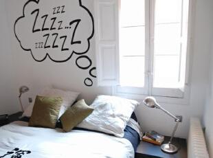 如此有睡意的卧室