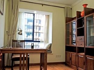 华景新城-美式三居-家庭装修