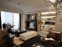 19万打造150平三居室混搭风格
