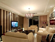 18万打造120平三居室现代简约风格