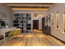 九龙花园110平公寓现代风格