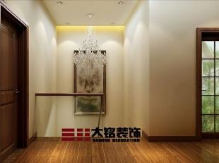 中式复式-新中式风格复式楼装修设计
