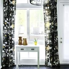 黑白窗帘 怎么搭配空间