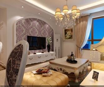 浪漫奢华之家 7.3万装...