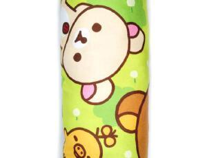 超值生日礼物 San-X/Rilakkuma轻松小熊大靠垫/抱枕 4211 0.45kg,靠垫,