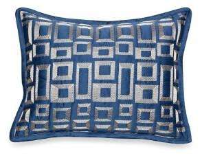美国代购正品BEDBATH&BEYOND床品NicoleMiller12x16靠垫 抱枕,靠垫,
