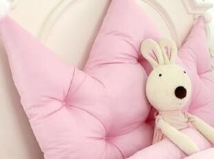 韩国正品代购 新款上市 韩式儿童床头靠枕 床头靠枕 靠垫皇冠靠枕,靠垫,