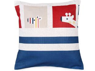 麦克维德可爱卡通抱枕/靠垫/靠枕 时尚两用小鸟印花抱枕,靠垫,