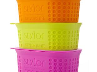 特价包邮!Stylor/花色家居 厨房用品 保鲜盒 保鲜用品 饭盒,饭盒,