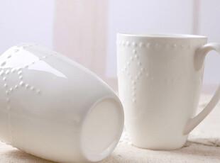 淘金币  出口级纯白骨瓷 马克杯|杯子 陶瓷 创意|水杯 超多款,马克杯,