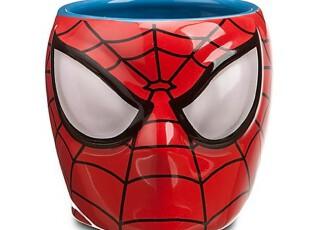 美国代购 DISNEY 迪士尼 25th 蜘蛛侠 MUG 马克杯 水杯,马克杯,
