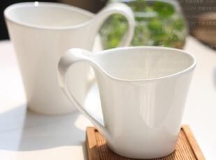 柏拉图.轮回 苏黎世家居 纯白 陶瓷 咖啡杯 奶杯子 茶杯 马克杯,马克杯,