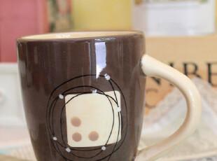 满150包邮 奶咖 马克杯 水杯 外贸陶瓷,马克杯,