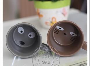 ZENSE正品可爱KAMKAM猫猫DONDON狗狗创意马克杯卡通陶瓷杯咖啡杯,马克杯,