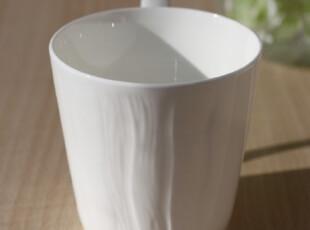 外贸原单纯白色马克杯咖啡杯子情侣杯子创意杯子陶瓷杯骨瓷杯包邮,马克杯,