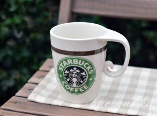 Bao zakka杂货 新款 星巴克STARBUCKS 绿标 咖啡杯 马克杯,马克杯,