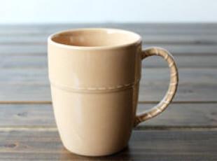 美国原单Lauren复古马克杯 红茶奶茶杯子 陶瓷杯针线杯 咖啡杯,马克杯,