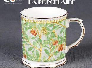 12%纯金渡边 皇家宫廷系列咖啡杯 马克杯 高档骨瓷ZD02印度皇室,马克杯,