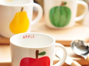 童年小时光 水果童趣 陶瓷杯 水杯 马克杯 儿童,马克杯,