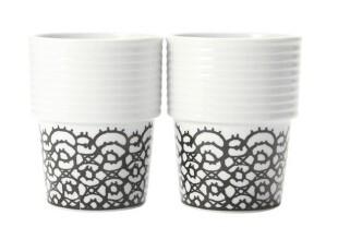 瑞典皇家Rorstrand FilippaK 时尚马克杯 特价包顺丰 4款,马克杯,