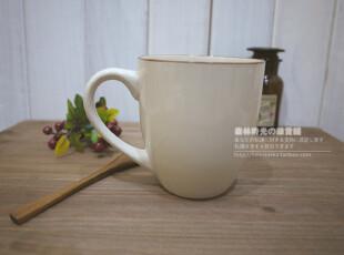 特zakka 日单 复古作旧陶瓷杯马克杯子水杯,马克杯,