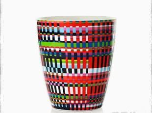 芬兰 Iittala 10年限量版缤纷盛宴Origo单人马克杯(彩色),马克杯,