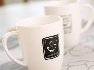 新款陶瓷餐具 欧洲名品 精致陶瓷 单纯 夏日马克杯子水杯 简约,马克杯,