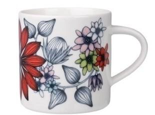 Arabia-Runo 四季系列 夏之魅绝美釉下彩 马克杯 咖啡杯,马克杯,