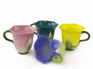 日日和 创意杯子情侣杯陶瓷杯马克杯杯子 陶瓷手工水杯正品包邮 ,马克杯,