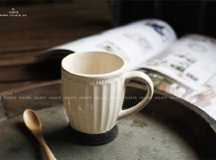 INCAFE| 田园咖啡杯 欧洲正单马克杯 ZAKKA 摩卡杯 花茶杯 杂货,马克杯,