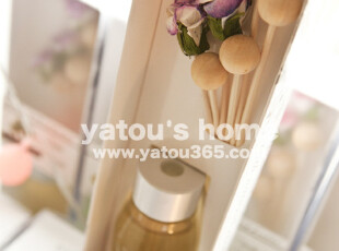 【满6件包邮】一束玫瑰---法国品牌无火香薰多款选50ml,香薰,