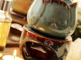 包邮 大容量分体式精油炉郁金香陶瓷香薰炉/香炉套餐更优惠 0.32,香薰用品,