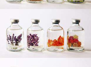 法国 植物花草系香薰系列 小清新 房间无火香薰 十二款选,香薰用品,