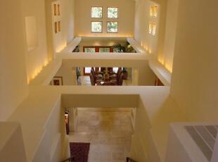 ,地中海风情,楼梯,