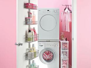 ,当代风格,洗衣房,