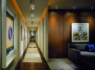 ,当代风格,走廊,