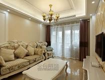 托乐嘉85平公寓简约风格