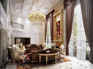 北京合为的灵感集,新古典,客厅,