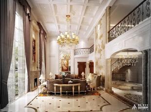 北京合为的灵感集,欧式,客厅,