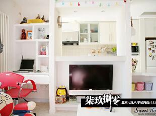 七九八零 别墅豪宅设计 loft设计,48平,2万,现代,一居,客厅,