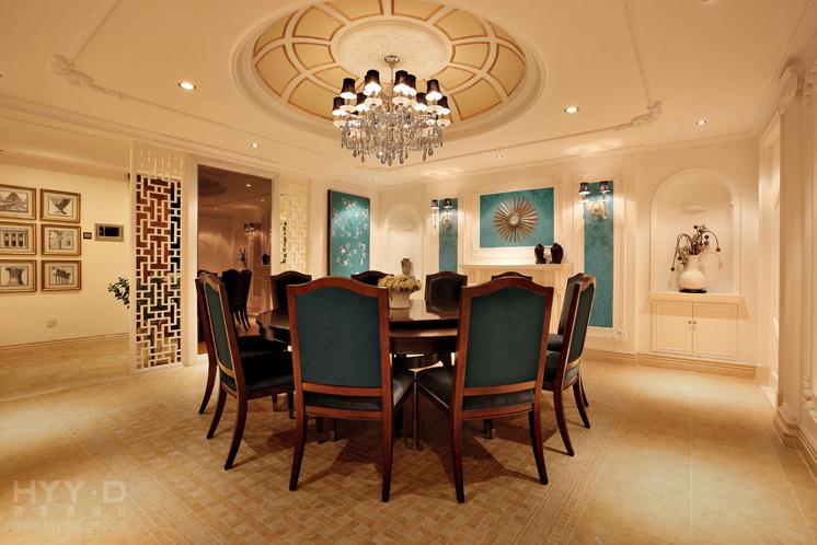 0平米别墅欧式风格-谷居家居装修设计效果图