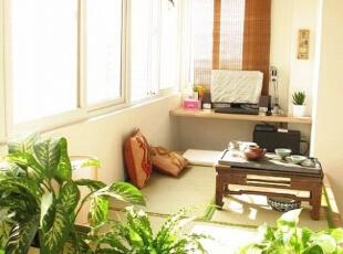枣庄城市人家阳台用来晒衣服实在太浪费了