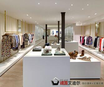 SOHO女装店铺