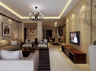 通州区宋庄自建房270平现代中式古典儒雅风