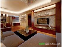 骋望怡璟湾-89平米-混搭风格-6.8万装修案例