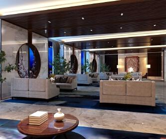 新中式古典酒店